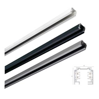 eutrac 3 phasen aufbauschiene zubeh r. Black Bedroom Furniture Sets. Home Design Ideas