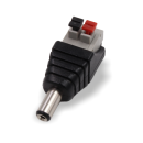 LED DC-Klinkenstecker Adapterstecker 2,1 × 5,5 mm +...