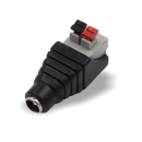 LED DC-Buchsenstecker Adapterstecker 2,1 × 5,5 mm +...