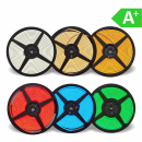 LED Strip Neon Flex 24V 4x10 12Watt/m 140LED/m | 450lm/m...